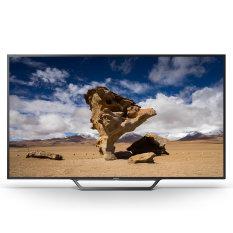 "Sony Smart TV LED 48"" KDL48W650D - Hitam"