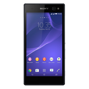 Sony Xperia C3 Dual - 8 GB - Black