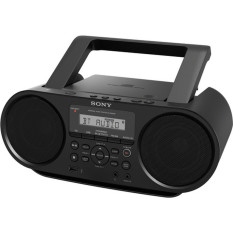 Sony ZS-RS60BT Boombox With Bluetooth
