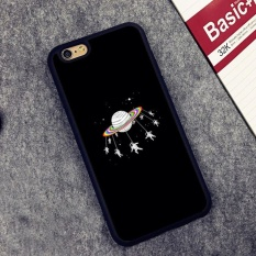 Space Planet Astronauts Style phone case for iPhone 7 - intl