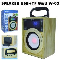 Speaker Portable Usb TF Radio