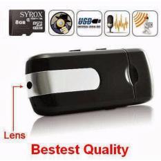 Spy Camera Flash Disk/Kamera Pengintai Tersembunyi bentuk flshdisk