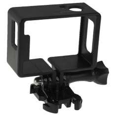 Standard Protective Frame Mount Housing with Assorted Mounting Hardware For SJ4000 / SJ6000