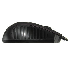 Standard USB Wired Office Mouse Scroll Wheel 4 Button 1000DPI For PC Laptop