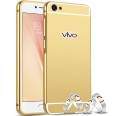 Slide Source Case Metal For Vivo V5 Y67 Aluminium Bumper With Mirror Backdoor. Source ·