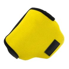 SUNSKY NEOpine Neoprene Shockproof Soft Case Bag With Hook For Canon SX510 Camera (Yellow)