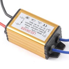 Supercart 1X1W AC 85-265V Waterproof Transformer LED Light Driver Power Supply (Intl)