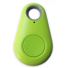 SuperCart Bluetooth Tracer GPS Locator (Green) (Intl)