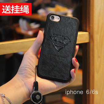 Superman iphone6s merencanakan apel shell telepon