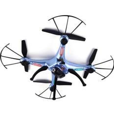Syma drone X5HC Kamera, HD 2 MP Altitude hold - Biru
