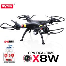 SYMA X8W FPV RC Quadcopter Drone with WIFI Camera 2.4G 6 Axis - Support Action Cam Gopro Yi Cam