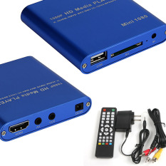 T4murah Mini Media Player Portable - Video / Audio / Foto Player - Support RMVB