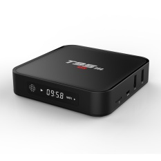T95m Smart Android TV Box Android 5.1 Amlogic S905 Quad-Core 64 Bit XBMC UHD 4.1G / 8G Mini PC WiFi & LAN H.265 HD Media Player US Plug