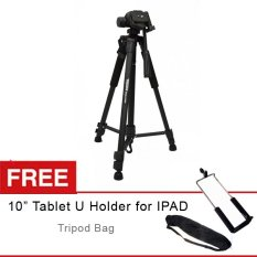 Takara Tripod Eco-193a, Free Holder U Tablet 10