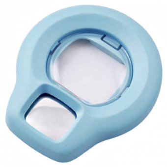 Takashi Selfie Shoot Mirror Close-up Lens - Blue For Fujifilm Instax Mini 7.8 Instant Camera