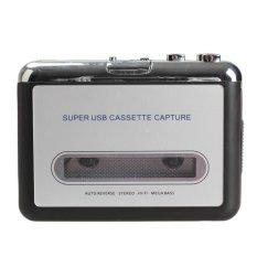 Tape To IPod / MP3 CD USB Cassette Capture Converter Audio Music Player E0Xc