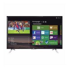 TCL LED SMART TV FULL HD 55 INCH L55S6000 - Gratis Pengiriman  Surabaya, Mojokerto, Kediri, Madiun, Jogja, Denpasar