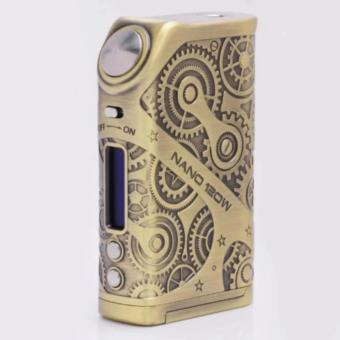 Tesla Original Mod Vapor Tesla Steampunk Nano 120W [100% Authentic] - Gold