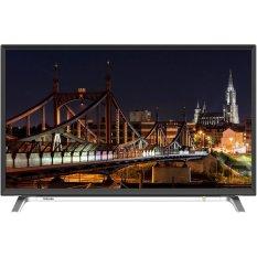 Toshiba New Edition Smart TV 40 Inch Full HD 40L5650VN - Hitam