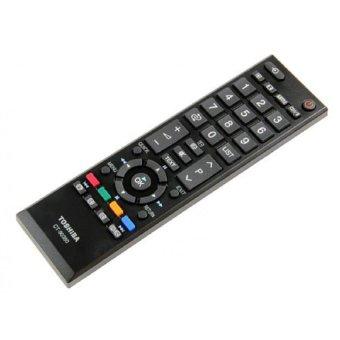 Toshiba Remote TV LCD LED Original - Hitam