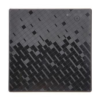 Touch Portable Slim USB3.0 SATA Exteranal DVD RW ODD Device for Mac/Laptop (Black) - intl