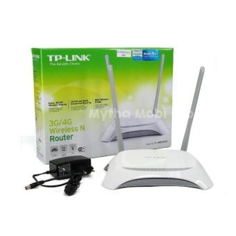 TP-LINK Wireless Router TL-MR3420 - 3G-4G - Putih