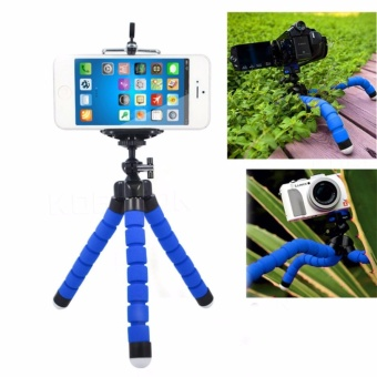 Tripod Flexible Octopus Bracket With Holder Stand Mount for GoproCamera/SLR /DV Mini Camera