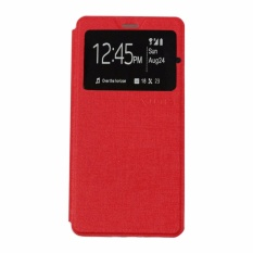 Ume Leather Cover Acer Liquid Z200 / Acer Z200 Leather Case Sarung / Flipshell / Flip