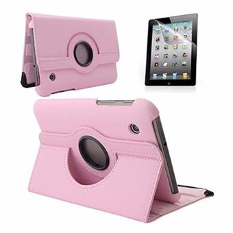 Universal 360 Rotating Leather Stand Flip Case For Tab2 7inch P3100