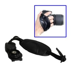 Universal Leather Camera Grip CB-0137 - MK02 - Black