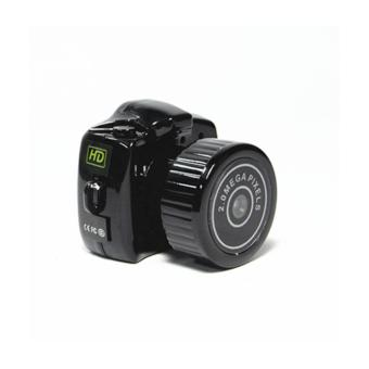 Universal Mini DV Digital Camera 2MP Y2000 - Black