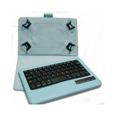 Universal Mobie Bluetooth Keyboard with Holster For Android Apple