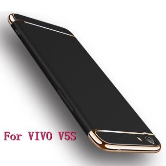 Calandiva Shockproof Hybrid Case For Vivo V5 V5 Lite V5s Hitam Source · Untuk VIVO V5