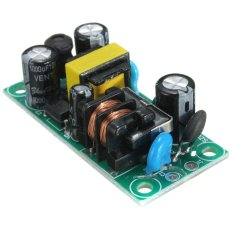 Upgrade 5.1A AC-DC Adjustable Power Supply Buck Converter Step Down Module