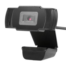 USB2.0 Clip-on Webcam Web Camera HD 12 Megapixels Camera With MIC For Computer PC Laptop - Intl