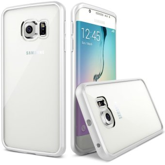 VERUS Galaxy S6 Edge CASE Crystal MIXX White
