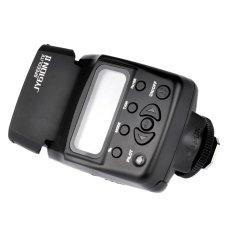 Viltrox JY-610N II i-TTL pada kamera mini Flash Speedlite untuk Nikon D3300 D5300 D7100 kamera Outdoorfree