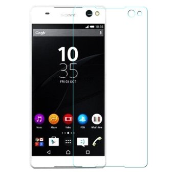 ... Nillkin Super Frosted Shield Matte Plastic Case Cover Shell . Source · Vn Tempered Glass 9H for Sony Experia Xperia C5 Ultra / Docomo /Dual 2D Round