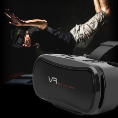 VR Box 3D Virtual Reality Headset Device Blue-ray Lens For 4.7 - 6.0 Inch IPhone Android