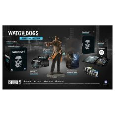 Watch Dogs Limited Edition - Playstation 3 (Intl)