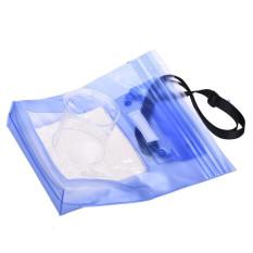 Waterproof Outdoor Underwater Housing Dry Bag For DSLR SLR Digital Camera (Purple)