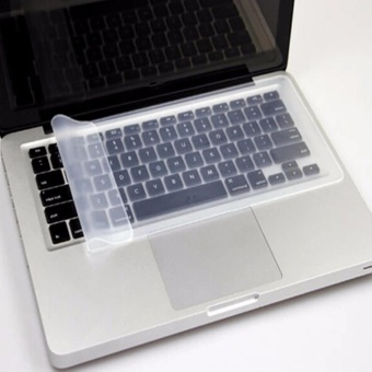 Waterproof Silicone Protective Film Keyboard Cover for Dell HPLenovo Mac Laptop - intl