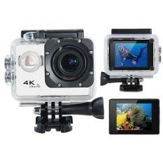 Waterproof Sport Ultra HD Wifi Action Camera Helmet LTPS 1080P DV Camcorder 20MP - Intl