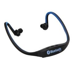 Wireless S9 Bluetooth Headset Stereo Headphone Sports Earphone Handsfree - intl