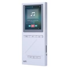 X5 Pocket HiFi Lossless Audio MP3 Player High Fidelity Sound 8G Storage Digital Display With Earphones