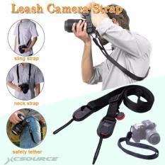 XCSource Leash Camera Shoulder Strap Sling Adjustable For Gopro DSLR SLR Camera