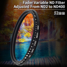 XCSource LF11.52mm Neutral Density ND2 To ND400 Filter