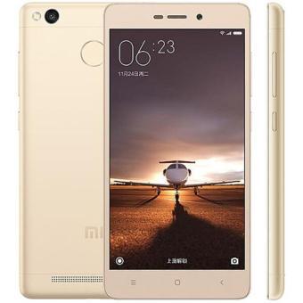 Xiaomi Redmi 3 PRO RAM 3GB Internal 32GB - Gold (Silver 32GB)