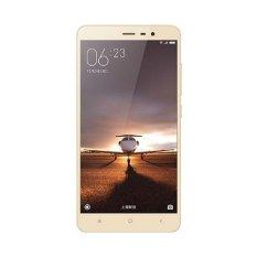Xiaomi Redmi Note 3 Pro - 3/32GB - Gold - Garansi Distibutor (Gold 32GB)