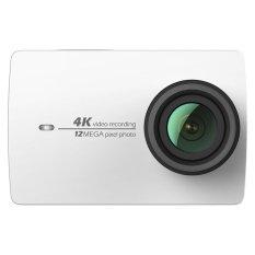 Xiaomi Yi 4K Sports Action Camera International Version - Putih